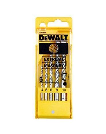 DeWalt DT6956 - Zestaw 5-wierteł