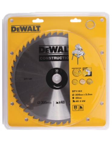 DeWALT DT1161 - Tarcza do drewna
