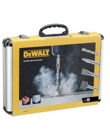 DeWALT DT9679 - Zestaw dłut i wierteł