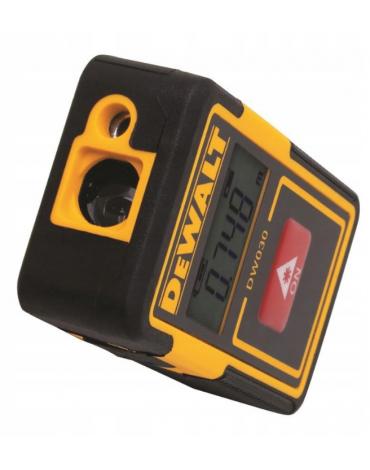 DeWALT DW030PL - Dalmierz laserowy kieszonkowy