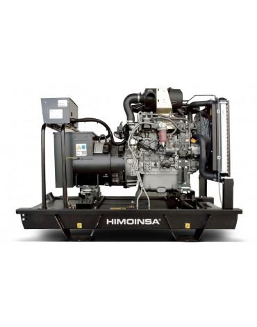 Honda agregaty, z silnikiem diesla, otwarte, z silnikiem YANMAR do 56 kVA