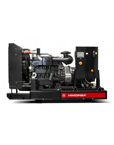 Honda agregatory, z silnikiem diesla, otwarte, z silnikiem IVECO do 400 kVa
