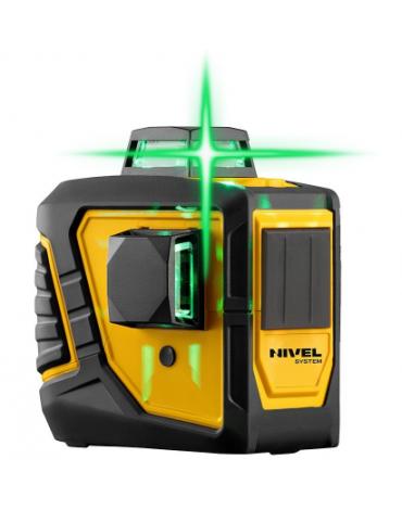 Nivel system CL2D-G laser budowlany