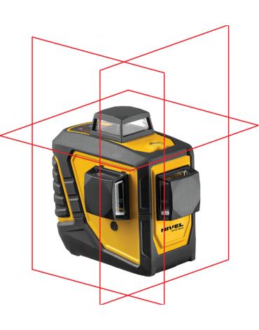 Nivel system CL3D laser budowlany
