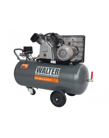 Walter GK 420-2.2/100A P Kompresor olejowy