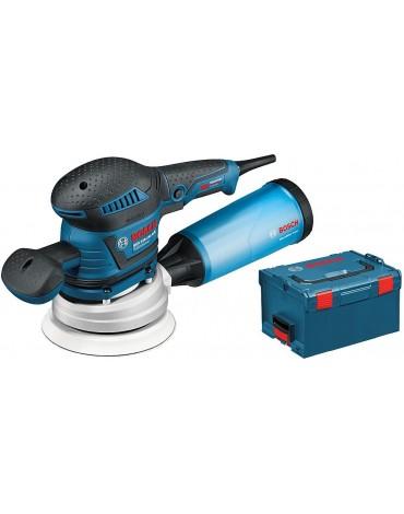Bosch GEX 125 150 AVE Szlifierka mimośrodowa 400W