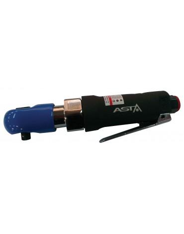 """Asta A-0721B Klucz zapadkowy 1/4"""" grzechotka"""